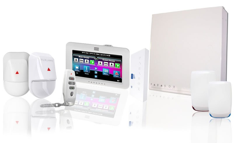 Top-notched security alarm system